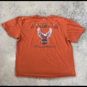 Harley-Davidson Shirts - 🦅🦅 Harley Davidson Sturgis Tee